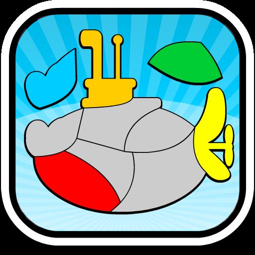Kids Preschool Puzzles 解謎 App LOGO-硬是要APP
