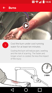 First Aid - Canadian Red Cross- screenshot thumbnail