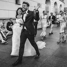 Wedding photographer Magdalena Sobieska (saveadream). Photo of 29.03.2018