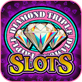 Diamond Triple Lucky Wheel Slots