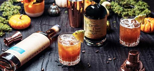 Halloween Drink Ideas from Stillwagon Distillery