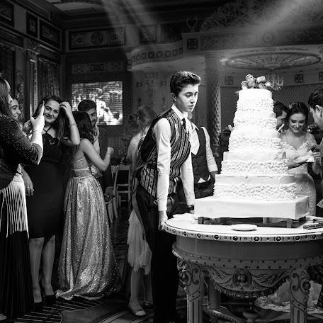 Fotógrafo de bodas Tamerlan Samedov (TamerlanSamedov). Foto del 09.01.2018