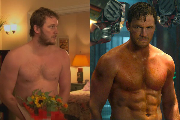 Chris Pratt – Guardians Of The Galaxy