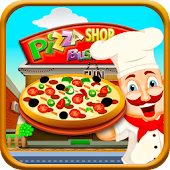 Pizza Shop Business: Food baking & Store Cashier