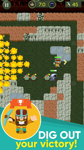 Dig Bombers: PvP multiplayer digging fight 3.3.3 screenshots 12