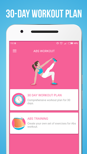 Abs Workout Screenshot 11
