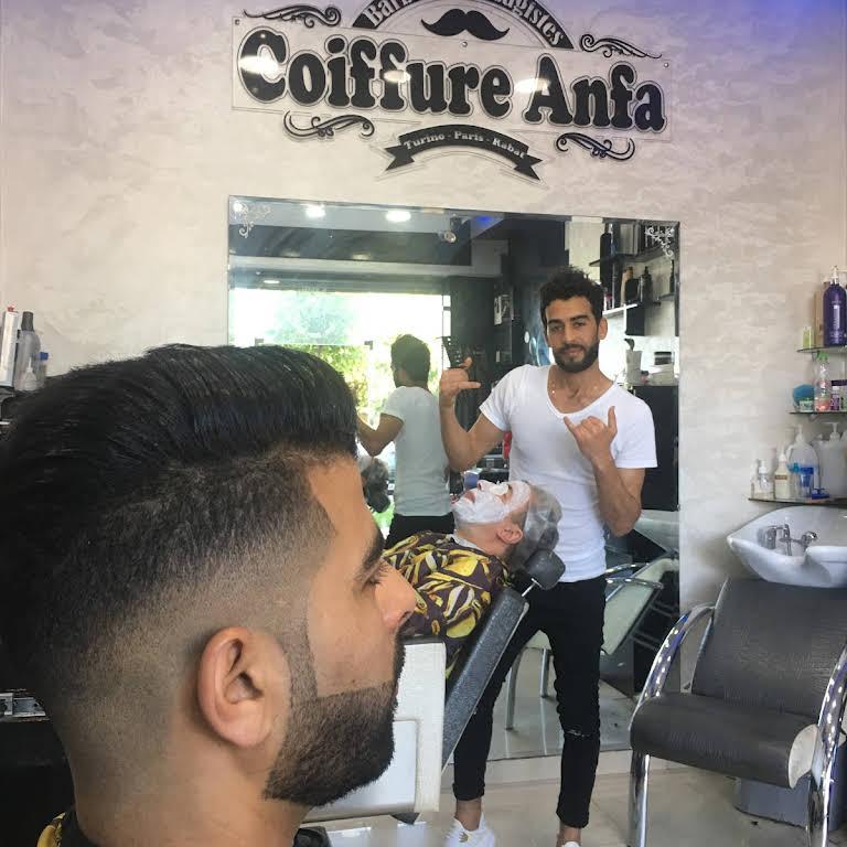 Coiffure Anfa Pour Hommes Salon De Coiffure à Rabat