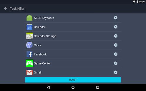 Tablet AntiVirus Security PRO Screenshot