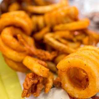 Classic Curly Fries