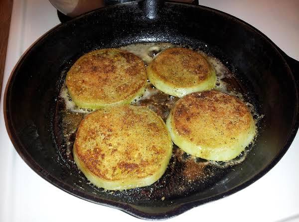 Flavorful Fried Green Tomatoes