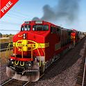 Future Cargo Train Simulator PRO 2019 icon