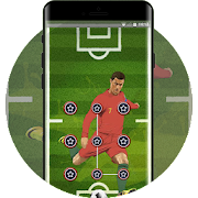 Lock Theme for C Ronaldo: Fifa 2018 World Cup APK