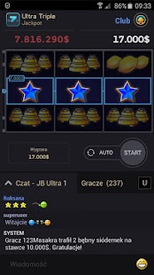 Club Slot Ultra Triple - náhled