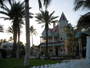 Photo: The Southernmost House in Key West