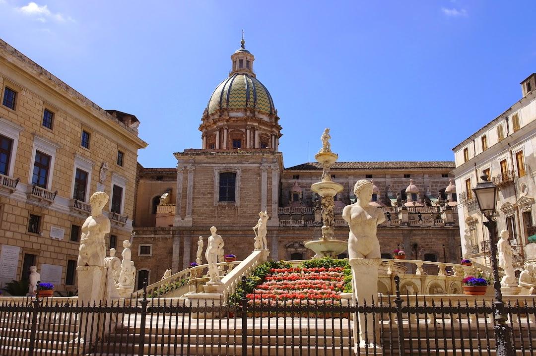 Палермо - Сицилия за 6 дней