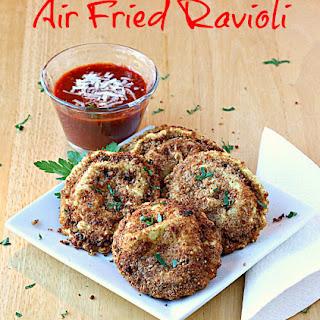 Fried Ravioli Air Fryer.