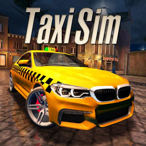 Taxi Sim 2020 v1.2.8 (Mod Apk)