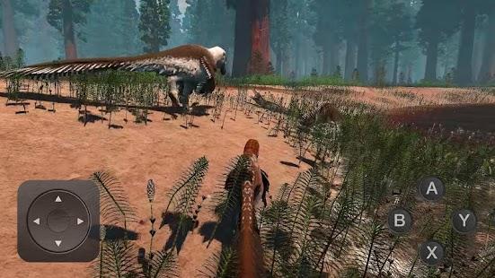 Simulator Dinosaur Saurian - náhled