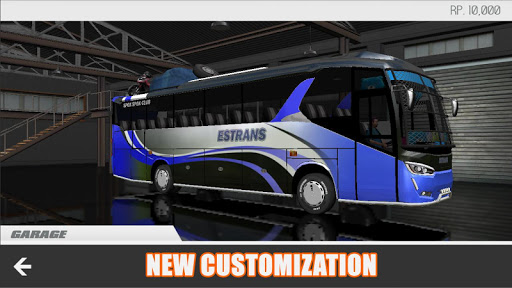 ES Bus Simulator ID 2 1.231 Cheat screenshots 1