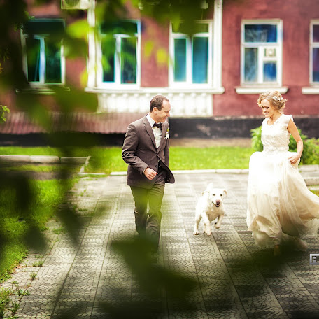 Wedding photographer Aleksey Filonov (AlexseiBarnaul). Photo of 12.06.2017