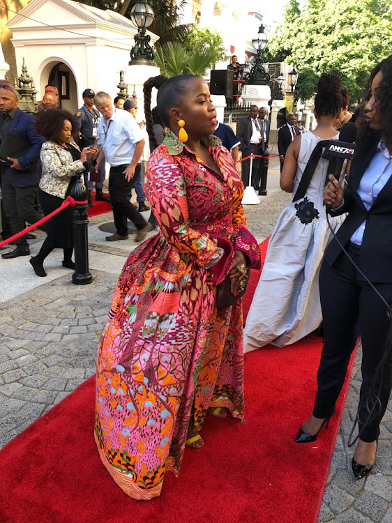In Pictures All The Glitz And Glam From The Sona2018 Red Carpet