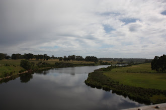 Photo: Year 2 Day 159 - Crossing the Nickleson River