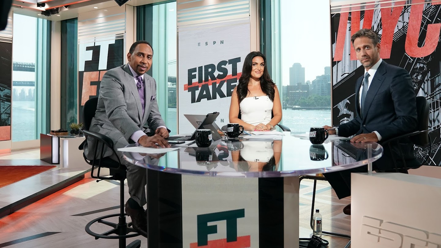 Watch First Take Extra live