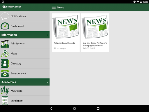 Download Shasta College on PC & Mac with AppKiwi APK Downloader