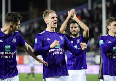 """""""Les Anderlechtois sont bien mieux que lors de l'arrivée de Monsieur Vanhaezebrouck"""""""