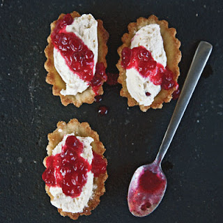 Almond-Cream Tartlets.
