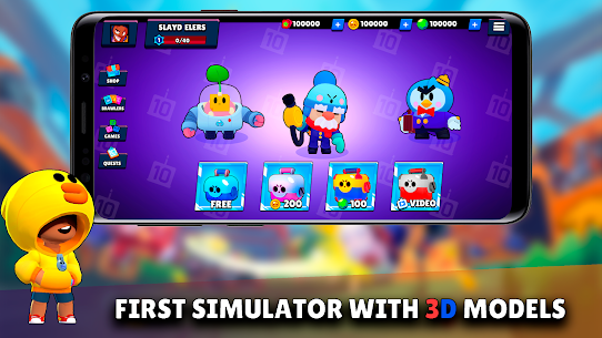 Box Simulator for Brawl Stars MOD APK [Unlimited Money] 1
