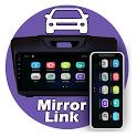 Mirror Link Screen Connector icon