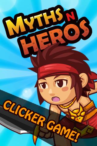 Myths N Heros : Idle Games