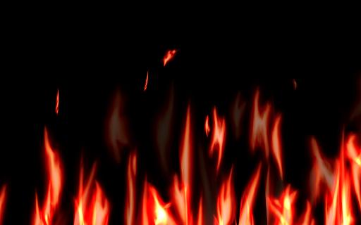 Flames Live Wallpaper screenshot 3