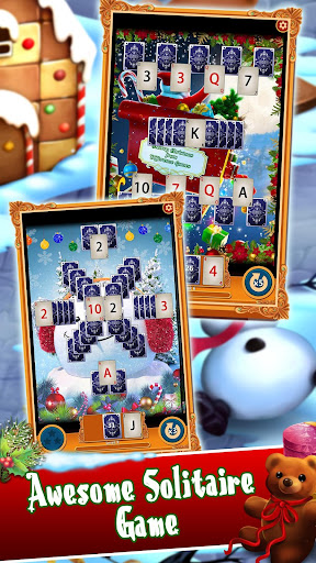 Christmas Solitaire: Santa's Winter Wonderland filehippodl screenshot 4