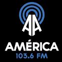 América 103.6 icon