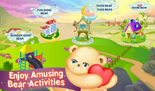 熊游戏时间 - 可爱有趣的区