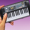 Real Piano Keyboard Instrument Learning Harmonia icon