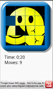 15 Sliding Tile Puzzle- screenshot thumbnail