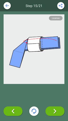 DIY : How to make a Paper Sword || Easy Origami Sword Tutorial ... | 512x288