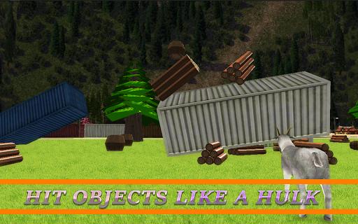 Real Goat Simulator 3D