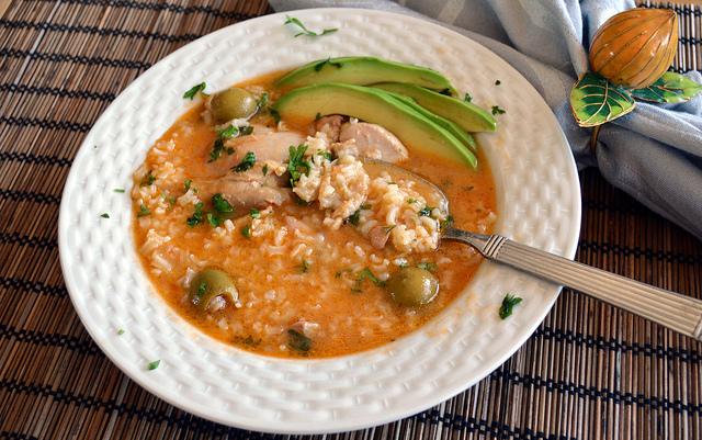 Asopao De Pollo (Puerto Rican Chicken and Rice Stew) Recipe