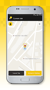 GoTaxi-Driver- screenshot thumbnail