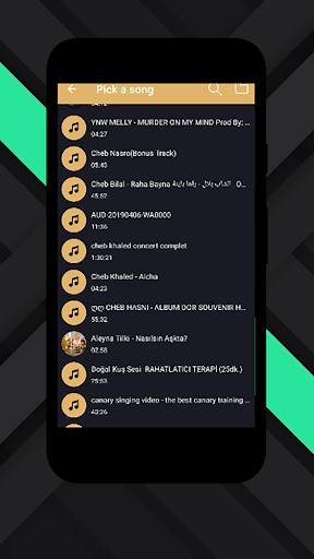 Music Editor - Mp3 Cutter - Ringtone Maker App Report on Mobile