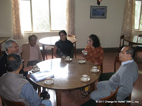 Photo: CFB meet at Asia Plateau