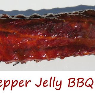 Hot Pepper Jelly BBQ Sauce Recipe