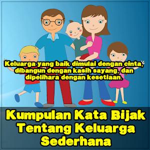 Kumpulan Kata Bijak Tentang Keluarga Sederhana Apk Apkpureai