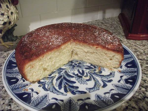 Granny's French Lemon Yogurt Cake Recipe