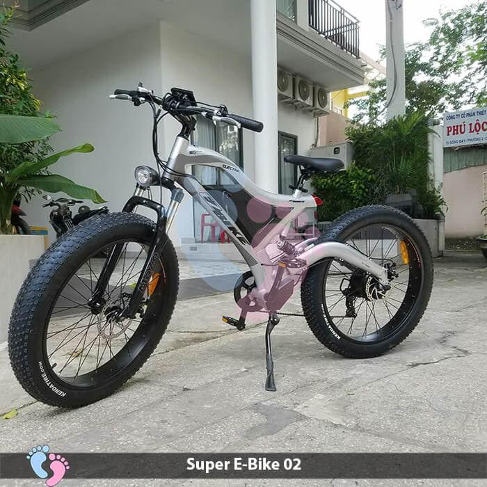 Xe đạp điện địa hình Super E-Bike 02 2