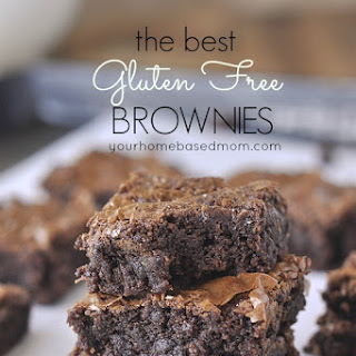 Gluten Free Brownies.